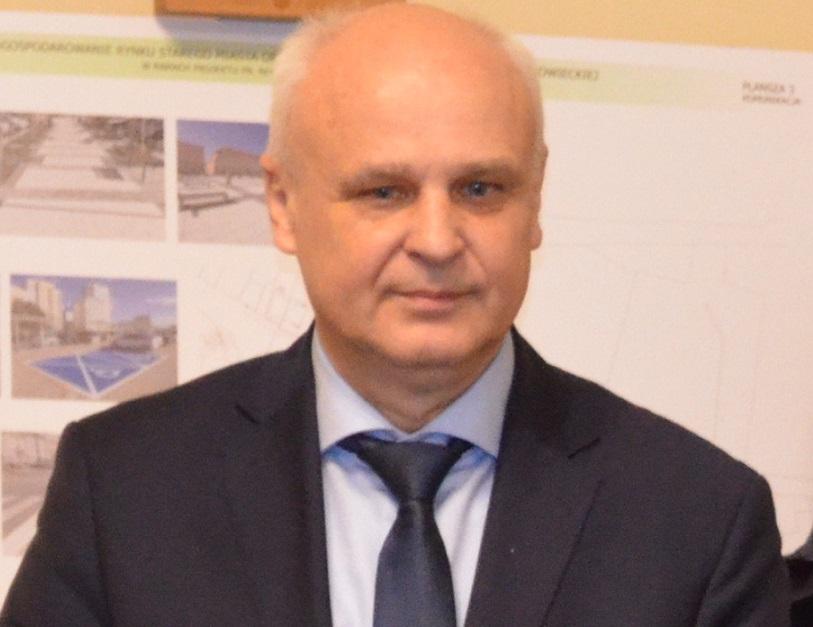 Piotr Irla, burmistrz Rawy Mazowieckiej