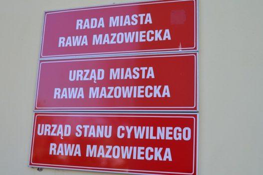Informacja Burmistrza Miasta Rawa Mazowiecka dotycząca zgłaszania zamiaru wnoszenia opłaty jednorazowej za przekształcenie prawa użytkowania wieczystego nieruchomości w prawo własności