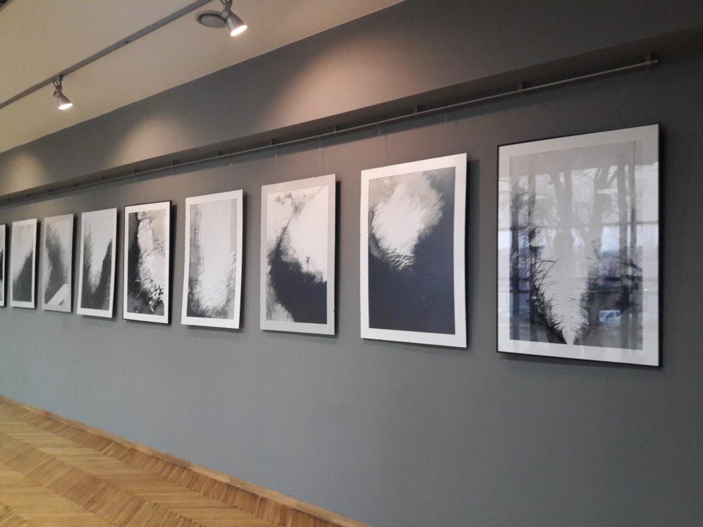 Wernisaż wystawy Katarzyny Błażejewskiej