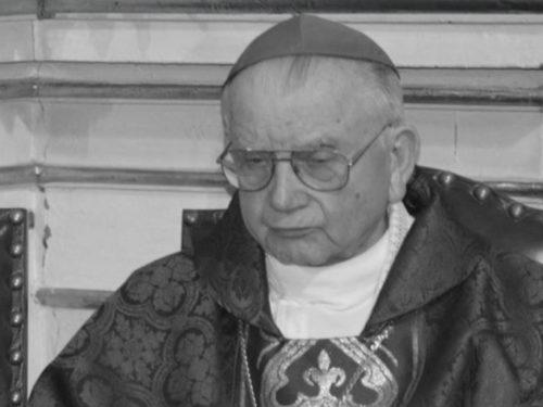Zmarł biskup Alojzy Orszulik, pierwszy ordynariusz diecezji łowickiej