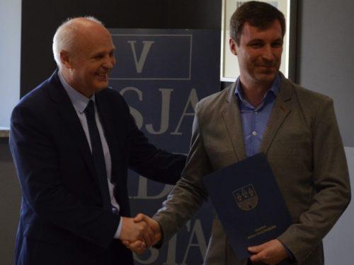 Paweł Majchrzyk już oficjalnie pracuje w Radzie Miasta Rawa Mazowiecka