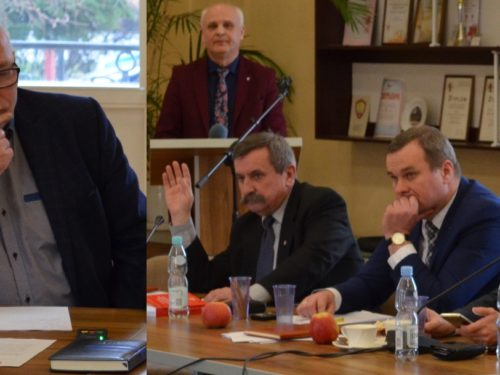 Radni Powiatu Rawskiego wyrazili zgodę na zwolnienie z pracy radnego Zbigniewa Karpińskiego