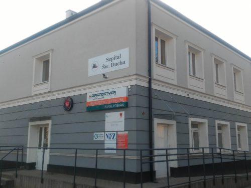 NFZ informuje: Niemal 800 tys. zł dla rawskiego szpitala