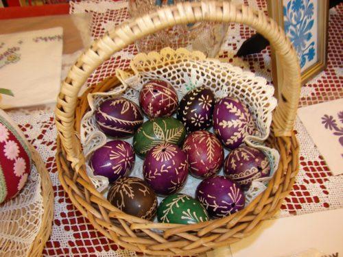 Wielkanocny Kiermasz Sztuki Ludowej i Rękodzieła