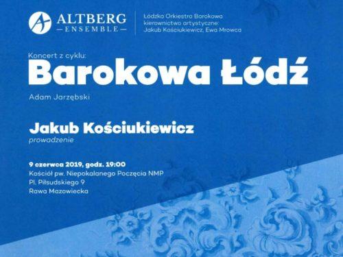 Muzyka barokowa w niedzielę w Dużym Kościele