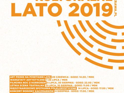 Lato 2019 w Rawie Mazowieckiej, czyli co robić w wakacje w naszym mieście?