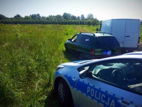 Pijany 33-latek uciekał przed policją