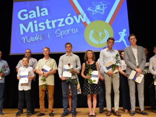 Gala Mistrzów Nauki i Sportu. Najlepsi sportowcy z szansą na Olimpiadę