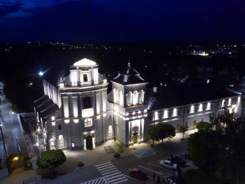 Rewitalizacja kościoła i kolegium zakończona – program uroczystości