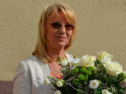 Romana Sawicka po 25 latach przestaje pełnić funkcję dyrektora Szkoły Podstawowej nr 2