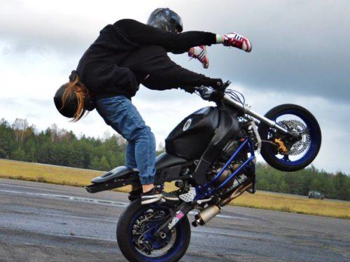 STUNT – pokaz akrobatyki motocyklowej już w niedzielę podczas Dni Rawy