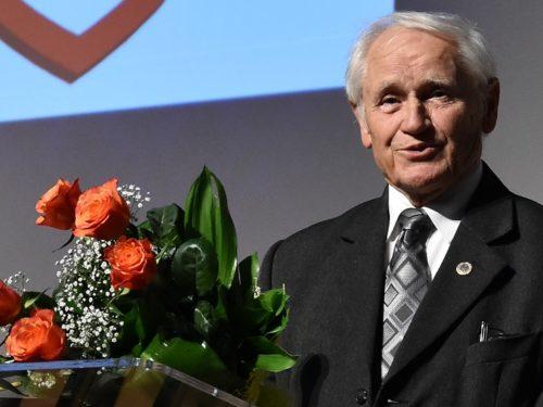 Prof. Eugeniusz Walczuk: Naukowiec o duszy humanisty (cała rozmowa)