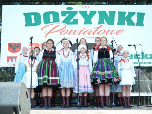 Dożynek Powiatu Rawskiego w Regnowie w tym roku nie będzie?