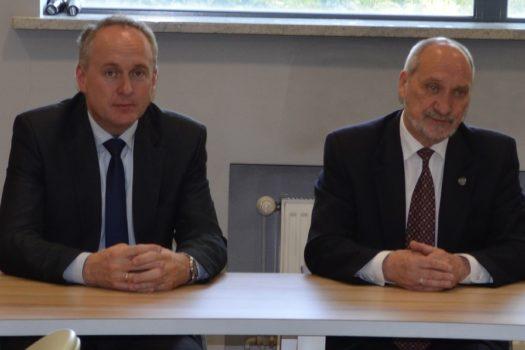 Macierewicz, Wojciechowski i Misztal do Sejmu. Ambrozik do Senatu