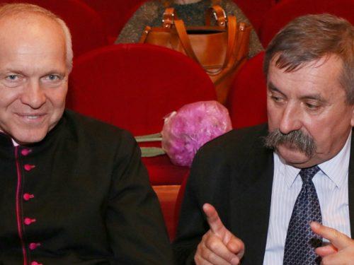Ks. Bogumił Karp z Nagrodą Sejmiku Województwa Łódzkiego w dziedzinie kultury