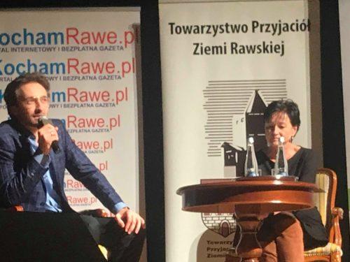 """Sławny aktor z Gortatowic, czyli Dariusz Wieteska gościem spotkania z cyklu """"Rawianie Sukcesu"""""""
