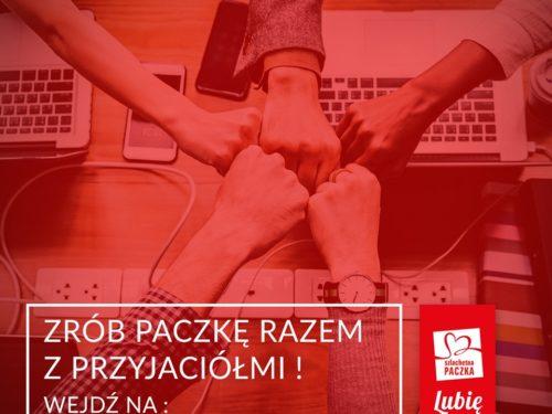 """Przyłącz się do akcji """"Szlachetna Paczka"""" i pomóż rodzinom z naszego miasta lub regionu"""