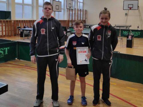 Marcel Błaszczyk pokazał siłę walki i awansował do III Grand Prix Polski Juniorek/ów