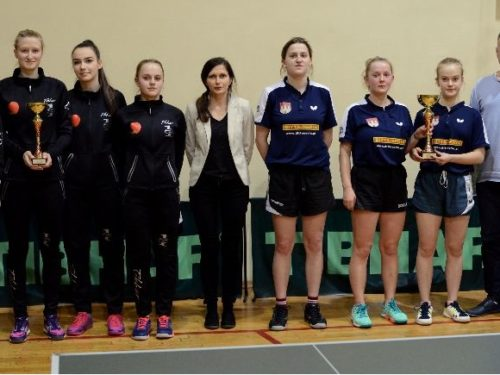 Tenis stołowy: Rawski team wygrał z łódzką ekipą w Finale Wojewódzkich Eliminacji Pucharu Polski Kobiet