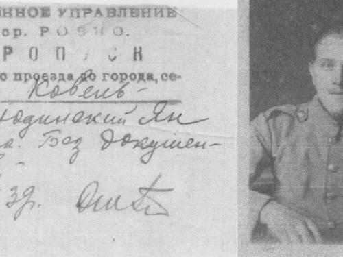 Jan Judziński – zwykły niezwykły rawianin