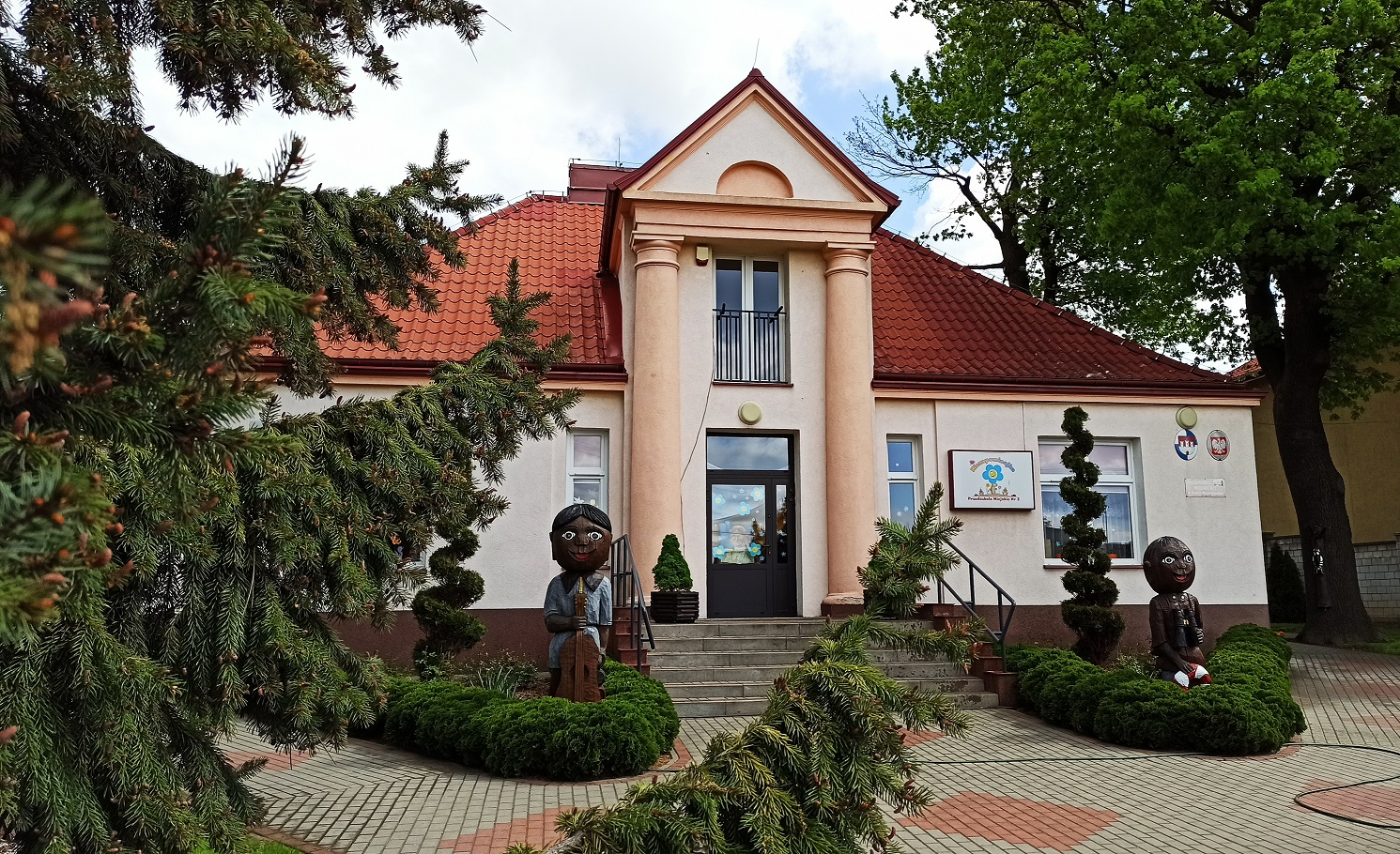 Przedszkole miejskie w Rawie kochamrawe