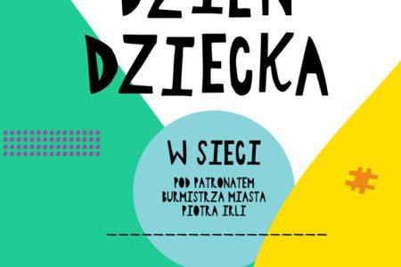 """Program """"Dnia Dziecka w sieci"""" w Rawie Mazowieckiej"""