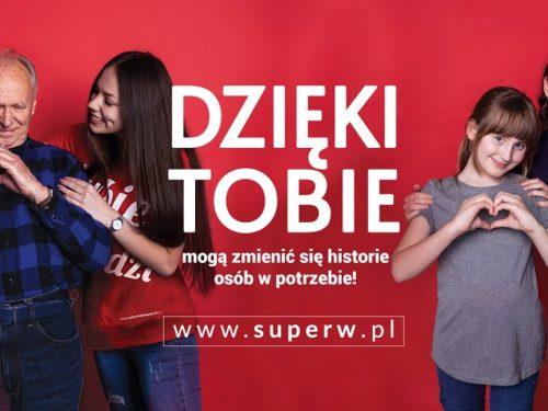 W rejonie Rawa Mazowiecka potrzeba  12  wolontariuszy Szlachetnej Paczki. Zgłoś się