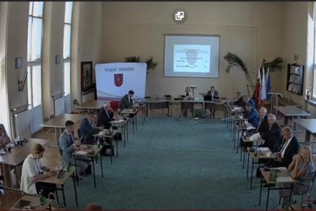 Zarząd Powiatu Rawskiego otrzymał absolutorium za wykonanie budżetu za 2019 rok