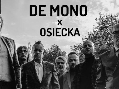De Mono z piosenkami Agnieszki Osieckiej na Dzień Kobiet. Sprzedaż biletów od 23 lutego