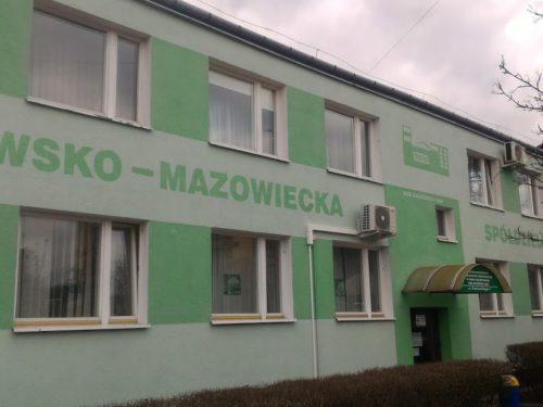 Spółdzielnia chce wybudować nawet 250 mieszkań przy skrzyżowaniu ul. Białej i Mszczonowskiej
