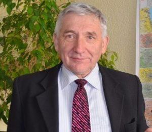 Adam Iwaszkiewicz, prezes Rawsko-Mazowieckiej Spółdzielni Mieszkaniowej
