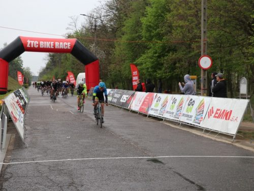 Podsumowanie drugiego etapu ŻTC BIKE RACE, który w miniony weekend odbył się w Rawie