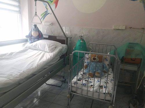 Rawski szpital prosi o pomoc. Potrzebuje 60 łóżek o wartości 200 tys. zł