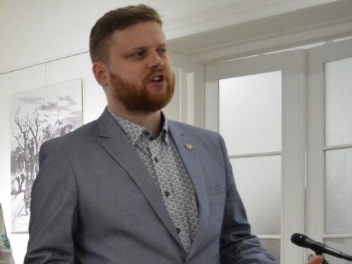 Marcin Broniarczyk nie jest już zarządcą Muzeum Ziemi Rawskiej. Wygrał konkurs na dyrektora