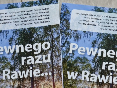 Rafał Szewczyk: Inquisitio haereticae pravitatis in Rawa (całe opowiadanie)