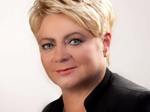 Teresa Pietrzak otwiera nową spółdzielnię socjalną i kuchnię w rawskim szpitalu
