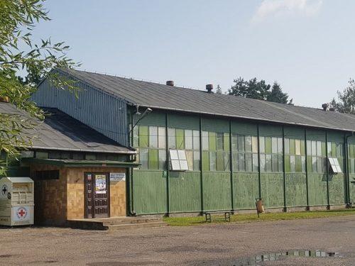 Władze miasta chcą wyremontować halę sportową na Tatarze. Koszt szacowany jest na 2,2 mln zł