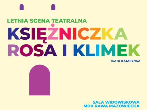 10 sierpnia Letnia Scena Teatralna MDK