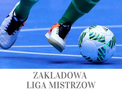 Rozgrywki pierwszej kolejki Zakładowej Ligi Mistrzów już w sobotę 26 października