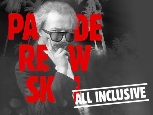 Paderewski All Inclusive w niedzielę, 10 listopada o godz. 17