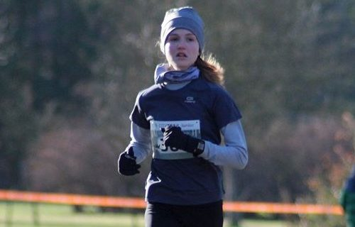 Magda Ciołak i Maciek Budziński zajęli drugie miejsca w biegach przełajowych City Trail w Łodzi