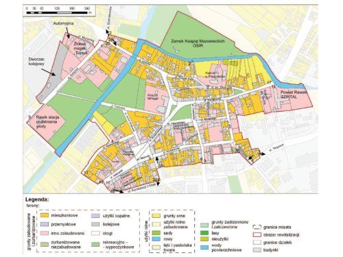 Podłączenia do sieci gazowej na obszarze rewitalizacji w Rawie Mazowieckiej