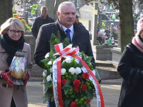 Rawa pamięta o ofiarach II wojny światowej. 17.01 1945 r. zakończyła się hitlerowska okupacja