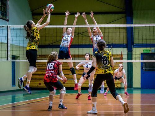 XXI Ogólnopolski Turniej Piłki Siatkowej Juniorek [ZDJĘCIA]