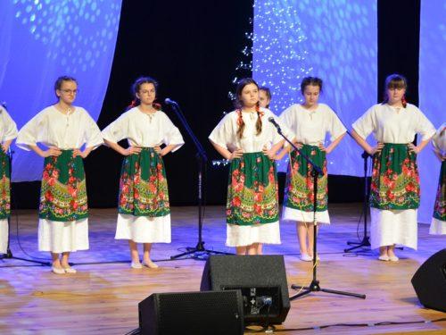 """""""Śpiewajcie Aniołowie"""": Zaśpiewali najpiękniejsze kolędy i pastorałki [zdjęcia]"""