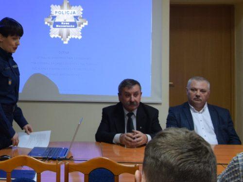 1329 przestępstw na terenie Powiatu Rawskiego. Więcej kradzieży i wypadków