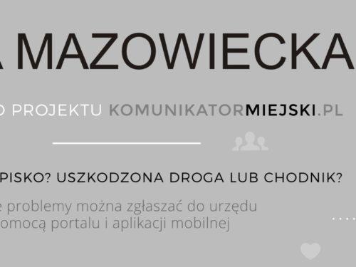 Komunikator Miejski przypomni mieszkańcom Rawy o terminie wywozu odpadów