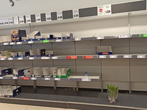 Rawa Mazowiecka w czasie pandemii koronawirusa (zdjęcia)