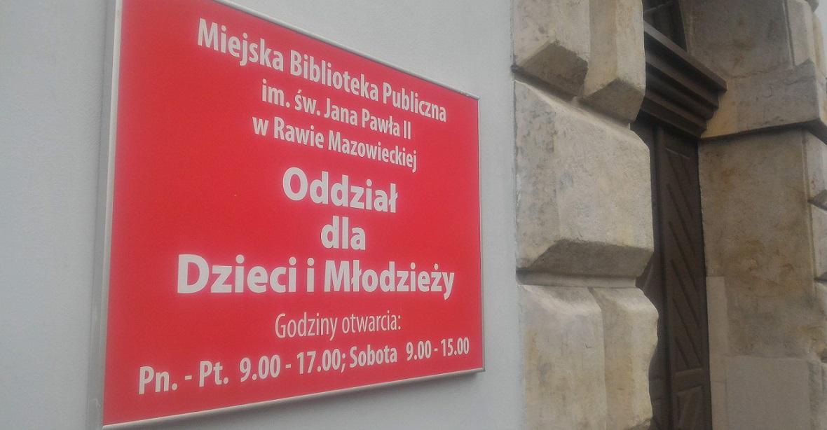 Biblioteka Rawa Mazowiecka