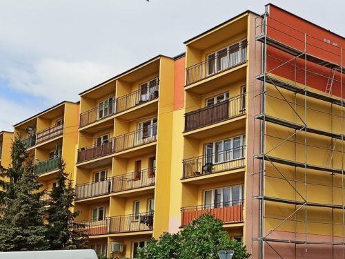 Spółdzielnia mieszkaniowa odnawia trzy bloki. To nie jedyne inwestycje rawskiej spółdzielni